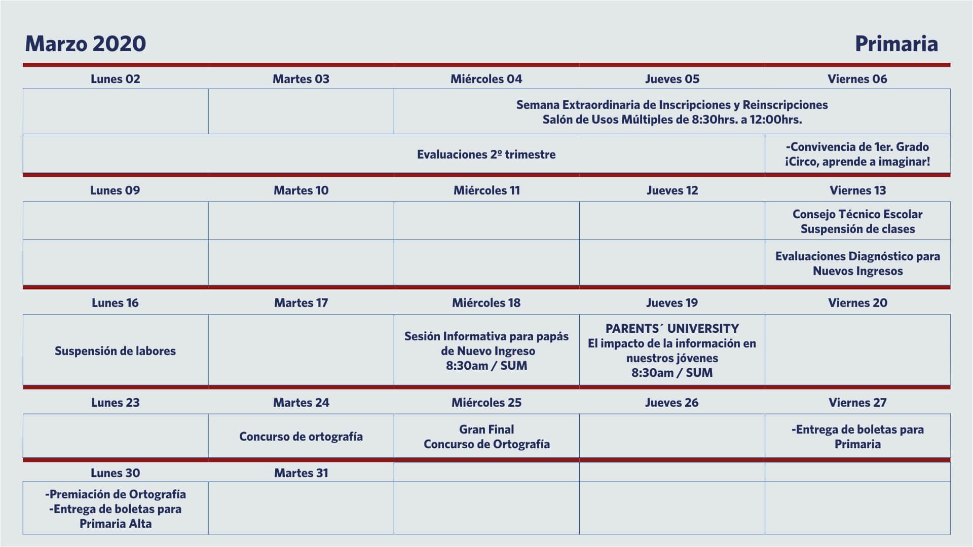 Calendario H.002