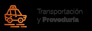 Transportación y proveeduría